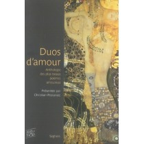 Duos d'amour - Anthologie des plus beaux poèmes amoureux