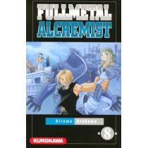 Fullmetal alchemist t.8