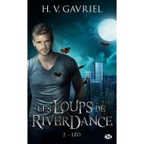Les loups de Riverdance T.2 - Léo