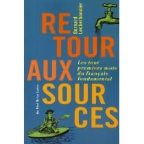 Retour aux sources - Les 1000 premiers mots du français fondamental