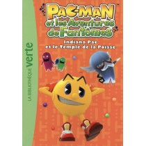 Pac Man T.2 - Indiana Pac et le temple de la Poisse
