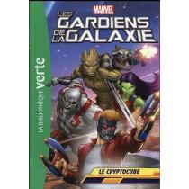 Les gardiens de la galaxie T.1 - Le cryptocube