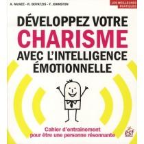 Développez votre charisme avec l'intelligence émotionnelle - Cahier d'entraînement pour être une personne résonnante