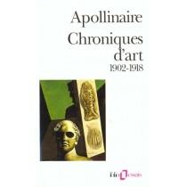 Chroniques d'art - 1902-1918
