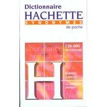 Dictionnaire Hachette Des Synonymes - Edition De Poche