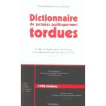 Dictionnaire De Pensees Politiquement Tordues