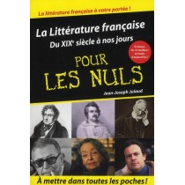 La littérature française pour les nuls t.2