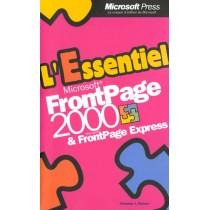 L'Essentiel Microsoft Frontpage 2000