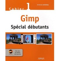 Gimp Special Debutants. Cahier 1