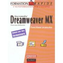 Dreamweaver Mx - Fonctions Avancees