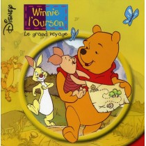Winnie L'Ourson, Le Grand Voyage, Disney Monde Enchante