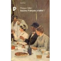 Soyons français à table !