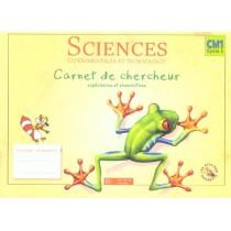 Sciences expérimentales et technologie - CM1 - Carnet de chercheur (édition 2010)