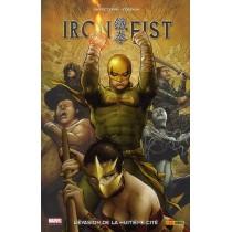 Iron fist T.5 - L'évasion de la huitième cité