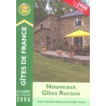 Nouveaux Gites Ruraux (Edition 2006)