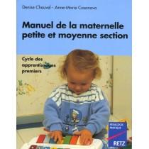 Manuel De La Maternelle En Petite Et Moyenne Section