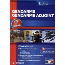 Gendarme / Gendarme adjoint - Tests d'admission (édition 2010)