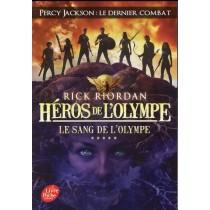 Héros de l'Olympe t.5