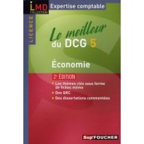Le meilleur du DCG 5 - Economie (2e édition)
