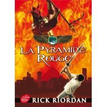 Kane chronicle T.1 - La pyramide rouge