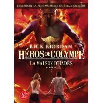 Héros de l'Olympe T.4 - La maison d'Hadès
