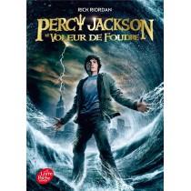 Percy Jackson T.1 - Le voleur de foudre
