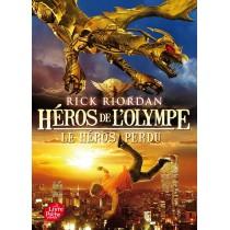 Héros de l'Olympe T.1 - Le héros perdu