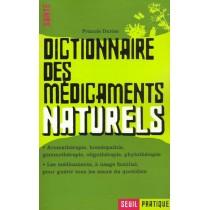 Dictionnaire Des Medicaments Naturels