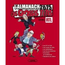 L'almanach des Grosses Têtes - Avec RTL (édition 2015)