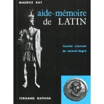 Aide-Memoire Latin