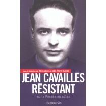 Jean Cavailles Resistant