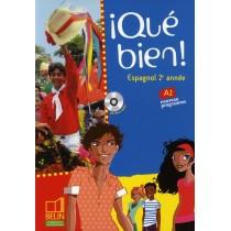 Espagnol - 2E année - Niveau A2 - Livre de l'élève (édition 2008)