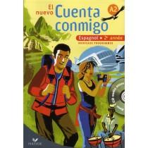 Espagnol - 2E année - Livre de l'élève + CD audio élève (édition 2008)