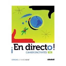 Espagnol - 2E année - Cahier d'activités