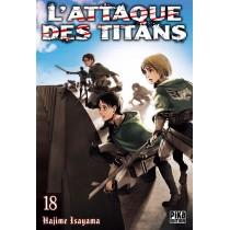 L'attaque des titans T.18