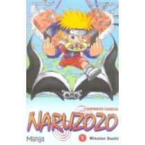 Naruzozo T.1 - Mission sushi