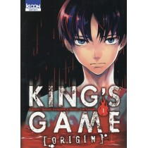 King's game - Origin t.1