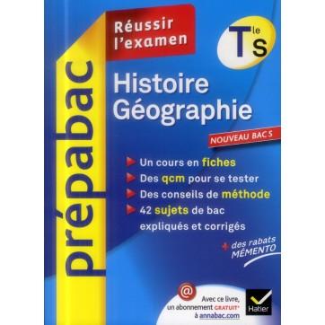 Histoire-géographie - Terminale S