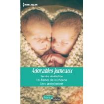 Adorables jumeaux - Tendre révélation - Les bébés de la chance - Un si grand secret