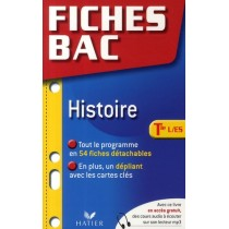 Fiches bac - Histoire