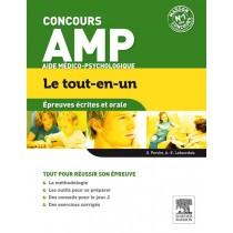 Concours AMP - Epreuves écrites et orale