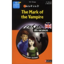 The mark of vampire - Anglais - De la 4ème à la 3ème