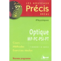 OPTIQUE - MP-PC-PSI-PT
