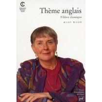 Le Theme Anglais La Filiere Classique