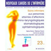 Soins Infirmiers Aux Personnes Atteintes D'Affections Orl, Stomatologiques, Ophtalmologiques Nci 23