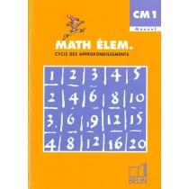 Math Elem Cm1 Eleve