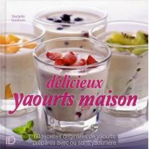 Délicieux yaourts maison