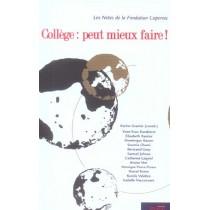College : Peut Mieux Faire !