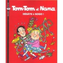 Tom-Tom et Nana T.23 - Dégats à gogo