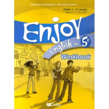 5Eme - Workbook (édition 2007)